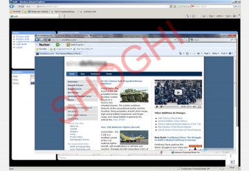 Reconstruction of Intercepted Web Page from IsatPhone Pro