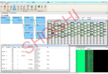 DTX-360 DCME Interception