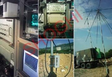 Radio Reconnaissance & Jamming Station