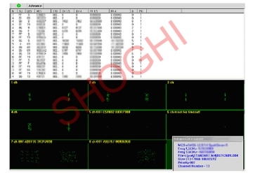 Inmarsat Interception Main Processing Application