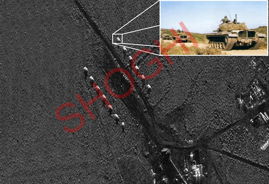 Sar Optical Image Acquisition Geospatial Information Solutions