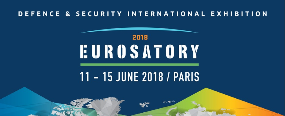 Eurosatory-visiting