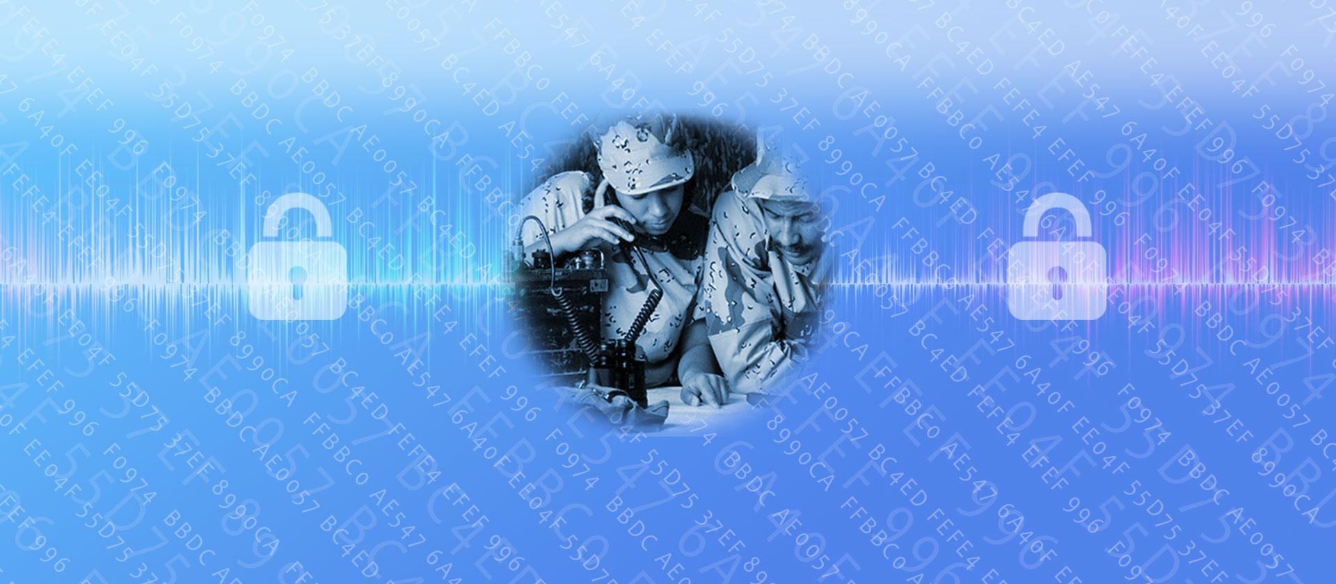 Radio Encryption