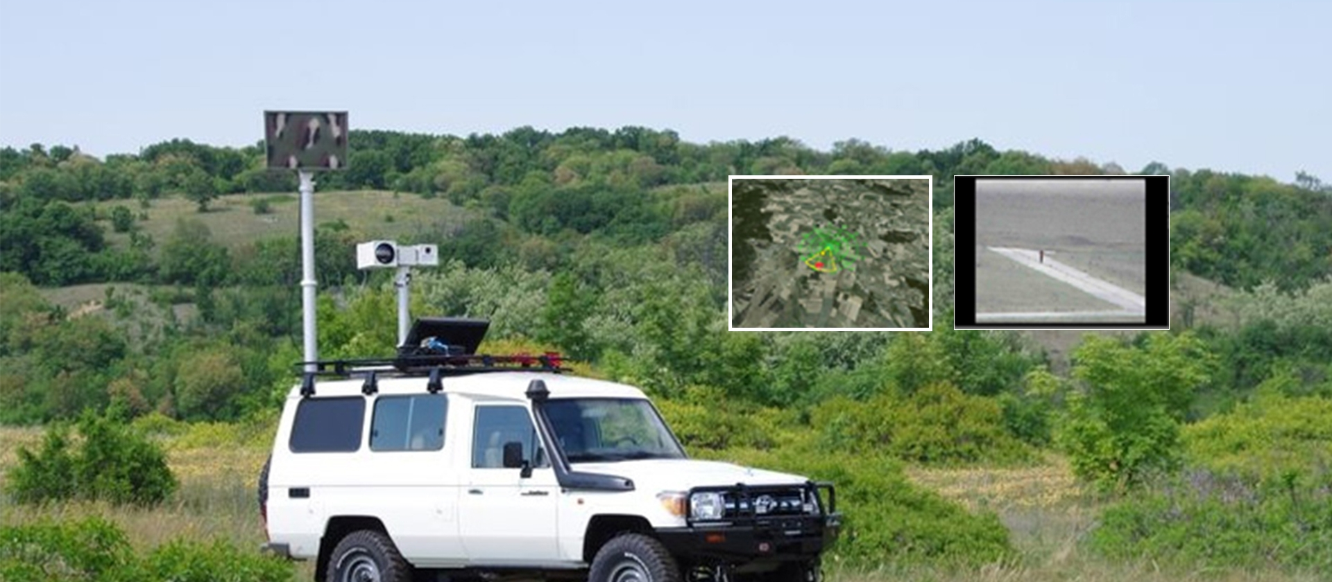 Portable Ground Surveillance Radar