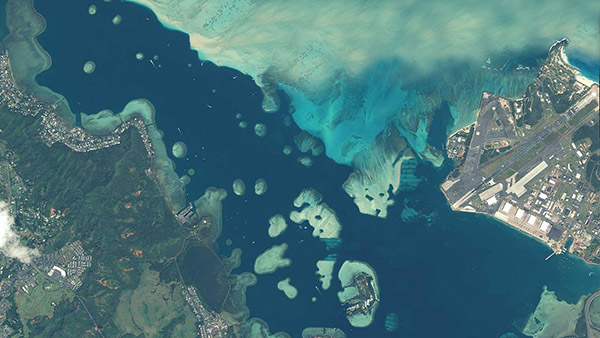 High Resolution Satellite Imagery