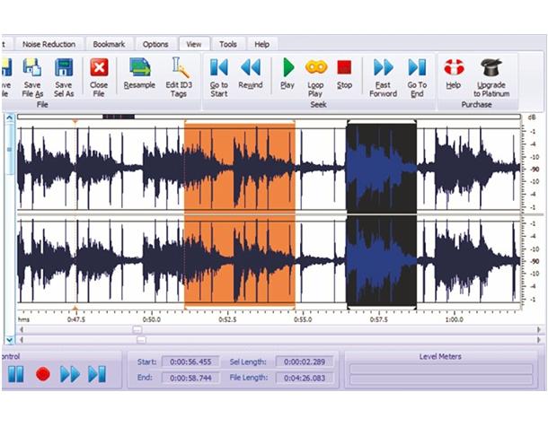 Audio enhancement Application