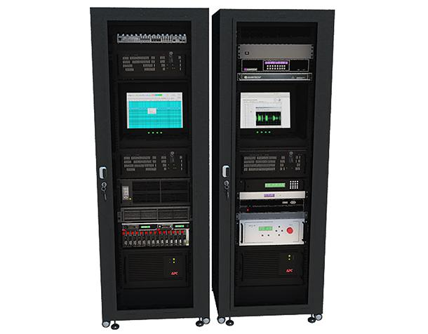 C/Ku band Satellite Monitoring