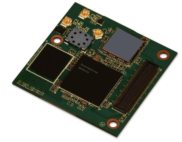 HF Encryption Module