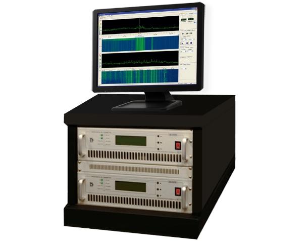 HF-VHF-UHF Monitoring System