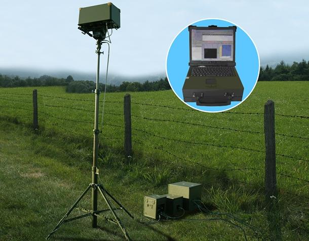 Mobile ELINT System