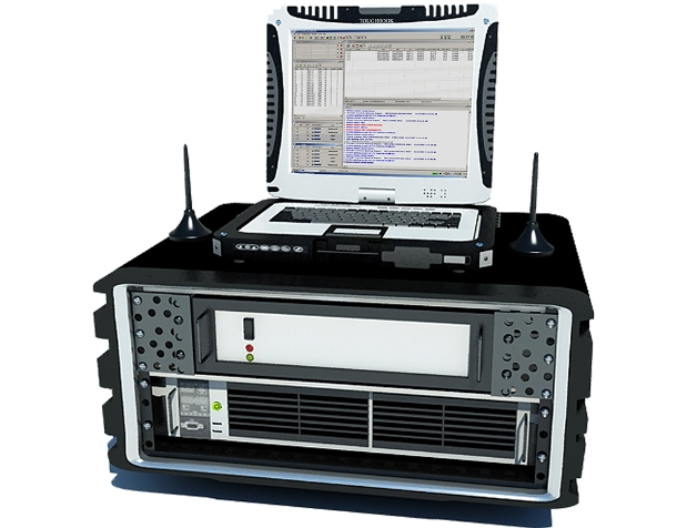 Passive CDMA Monitoring System