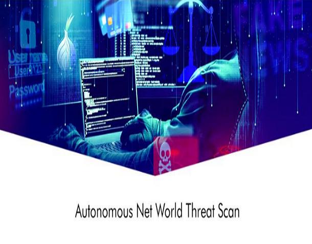 Autonomous Net World Threat Scan
