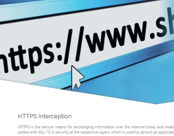 HTTPS Interception