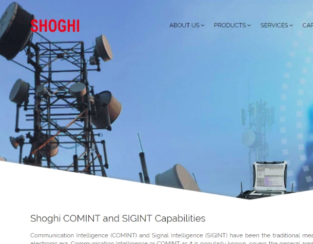 Shoghi COMINT and SIGINT Capabilities